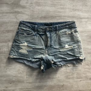 💕 Forever 21 Jean Shorts M